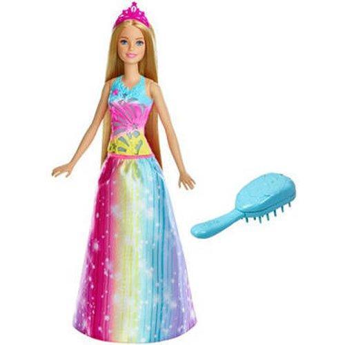 Mattel Dreamtopia Twinkelend Haar Prinses