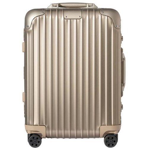 9fc61d42e43 Rimowa Original Cabin S koffer 55 cm silver koffer k...