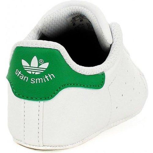 heet Adidas originals Stan Smith Crib leren sneakers