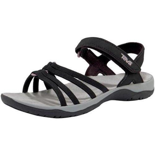 Mode Teva Terra Fi Lite Leather Sandalen Dames bruin 126